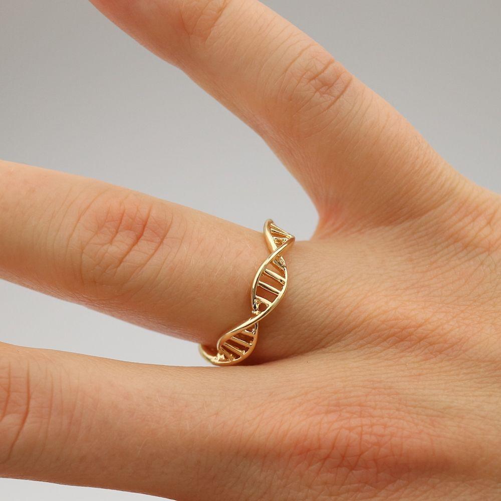 DNS Ring Gold