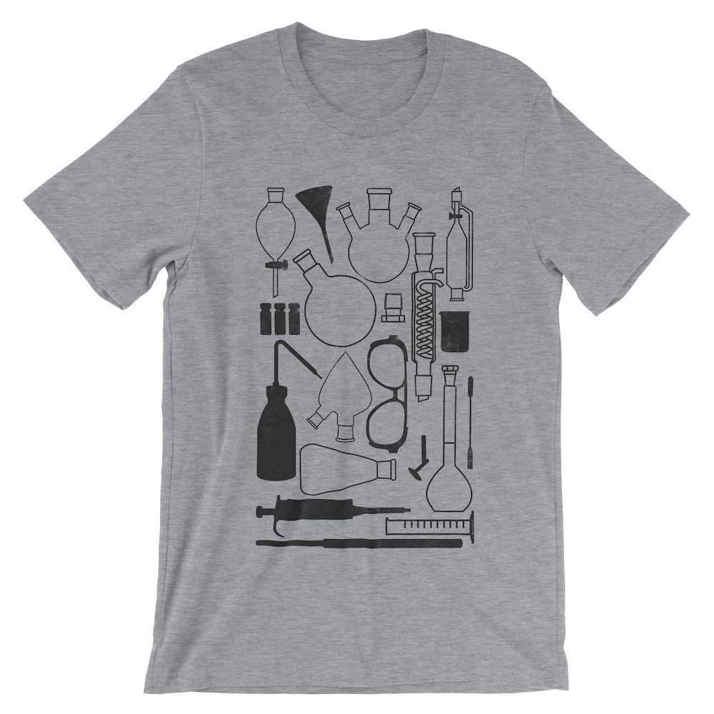 Laborgeräte-T-Shirt-Athletic-Heather-3001