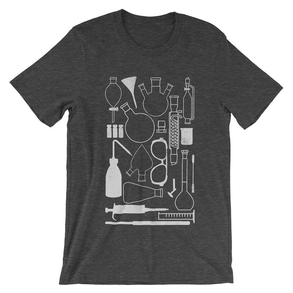 Laborgeräte-T-Shirt-Dark-Grey-Heather-3001