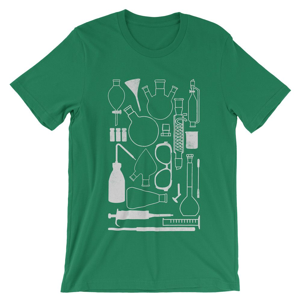 Laborgeräte-T-Shirt-Kelly-3001