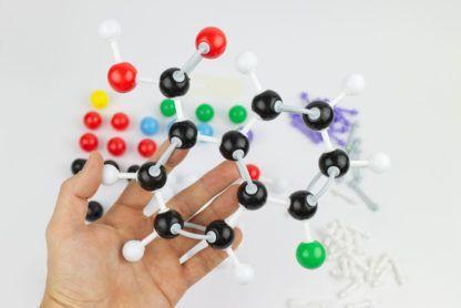 Organische Chemie Molekülbaukasten Set Molekül
