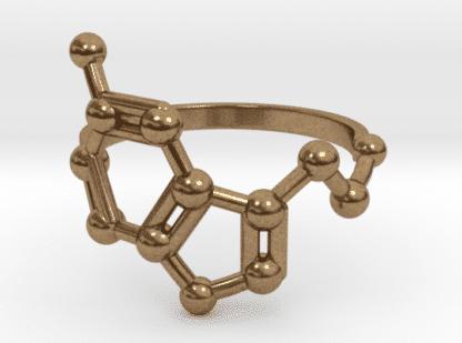 Messing Serotonin Ring