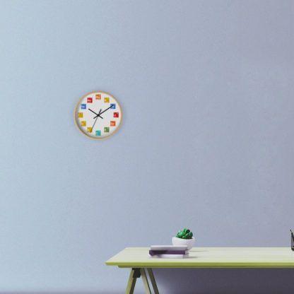 Periodensystem Elemente Uhr Tisch