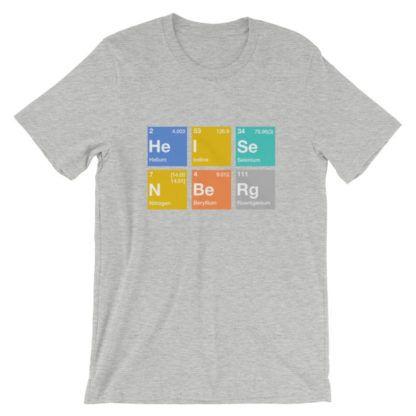 Heisenberg Elemente T-Shirt