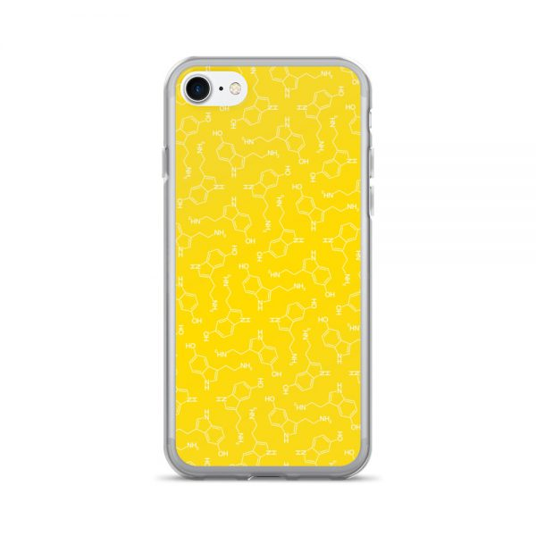 Serotonin Molecule iPhone 7 Case