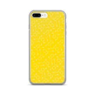 Serotonin Molecule iPhone 7 Plus Case