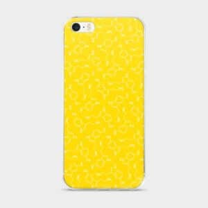 Serotonin Molecule iPhone 5-6 Case