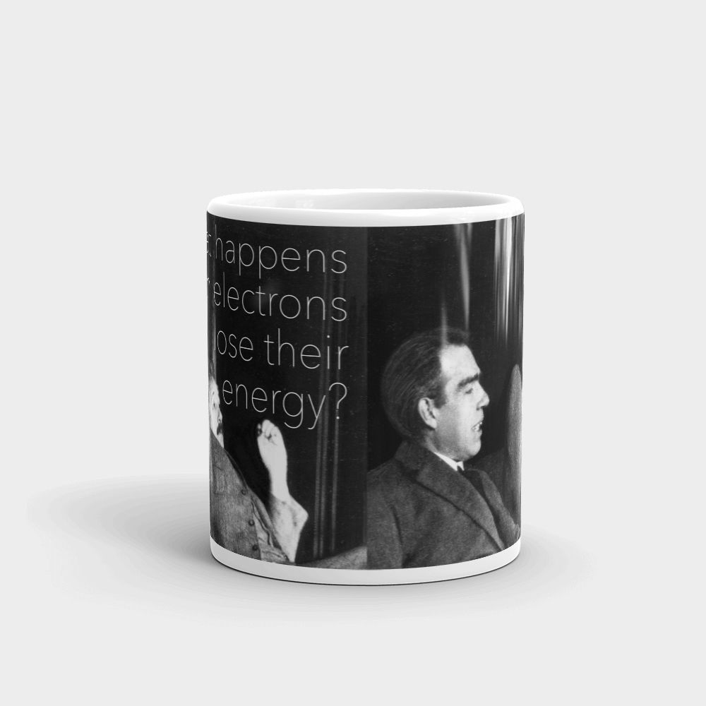 Bohr'd Electrons Mug Middle View