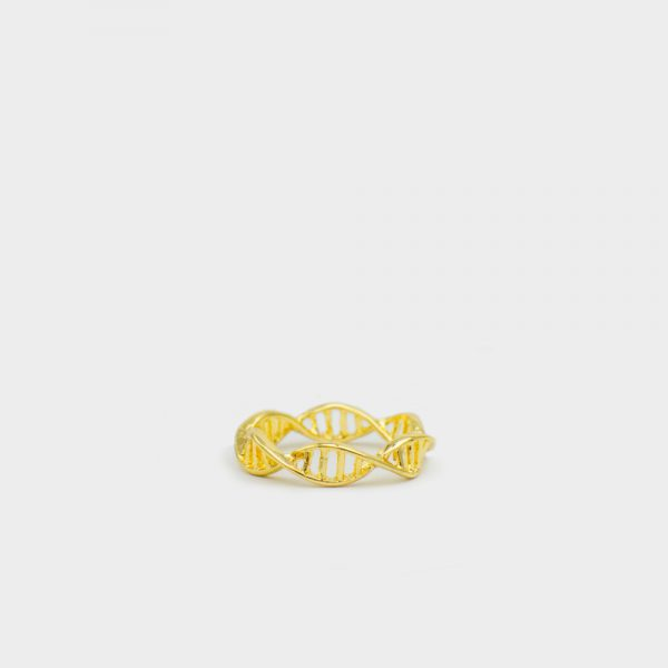 DNA Ring Gold