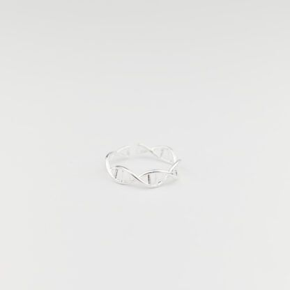 DNA Ring Sterling Silver 925