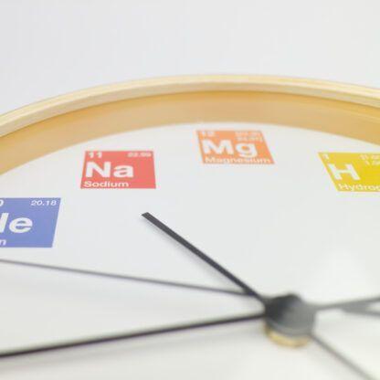 Periodic Table Clock Sodium Hydrogen