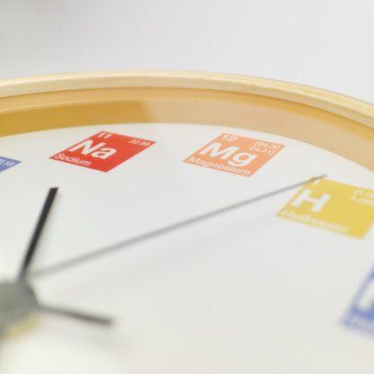 Periodic Table Clock Sodium Magnesium