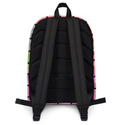 Periodic Table of Elements Backpack Back