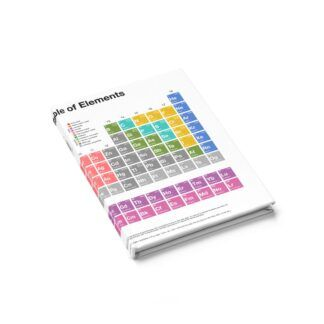 Periodic table of elements journal