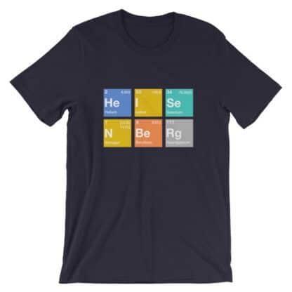Heisenberg elements t-shirt
