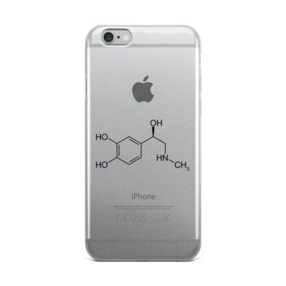 Adrenaline Molecule iPhone 6 Plus Case