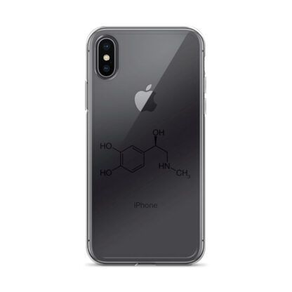 Adrenaline Molecule iPhone X Case