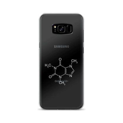 Caffeine Molecule Samsung Case