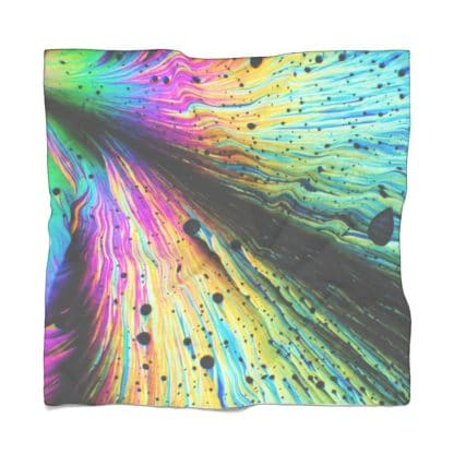 Dopamine rush crystals scarf