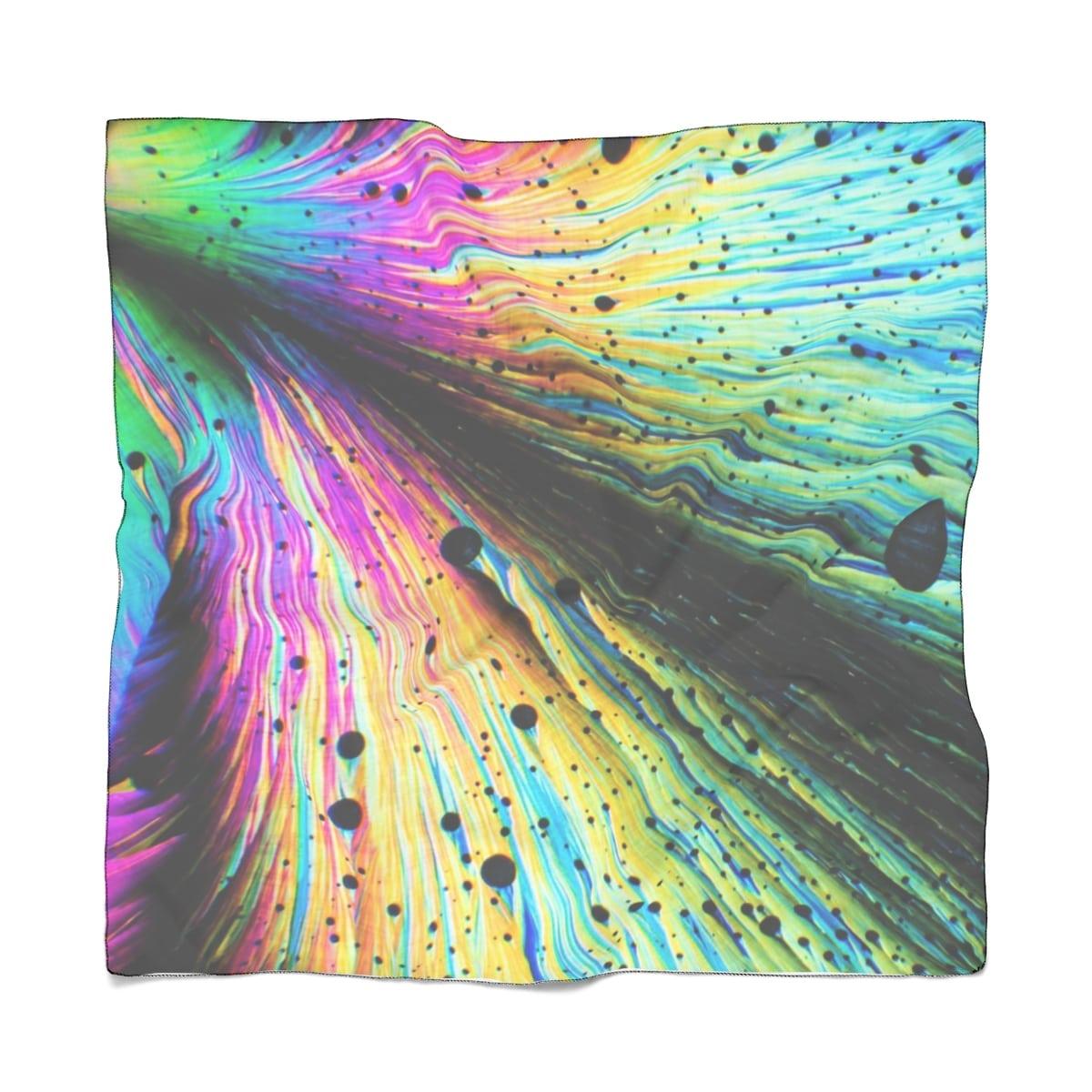 Dopamine rush crystals scarf
