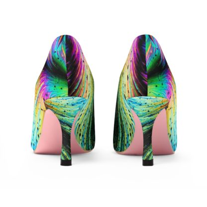 Dopamine crystals laptop shoes