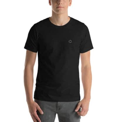 Benzene Molecule T-Shirt Torso