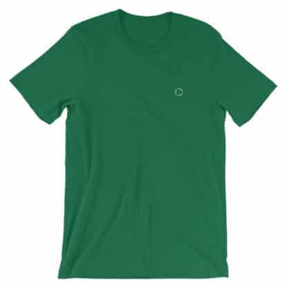 Benzene Molecule T-Shirt Kelly