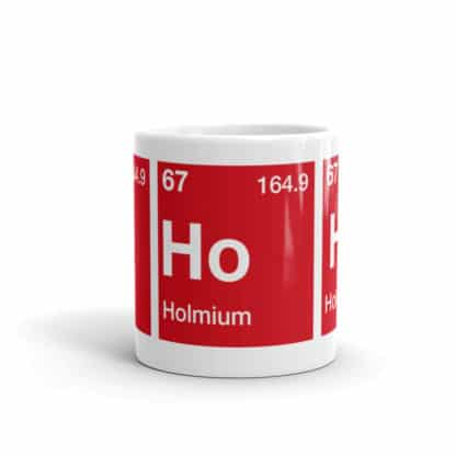 Ho Ho Ho Christmas mug