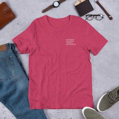 F*CK elements t-shirt