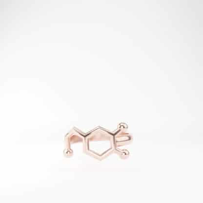 Dopamine Ring Rose Gold