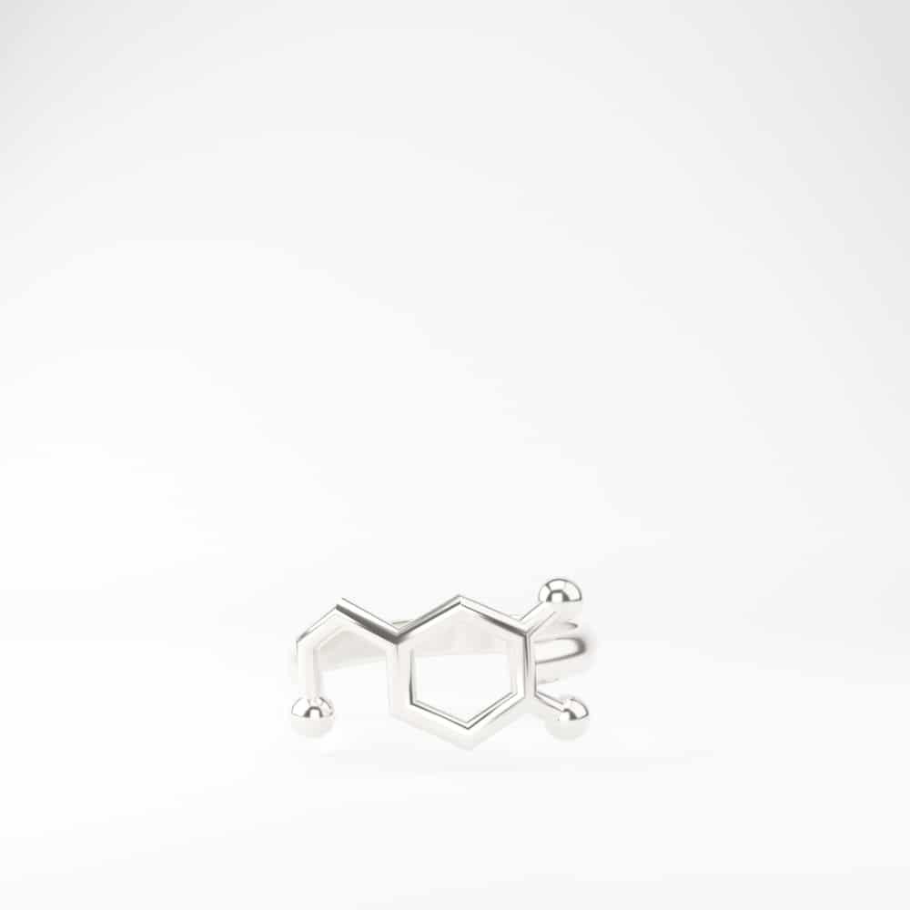 Dopamine Ring Sterling Silver