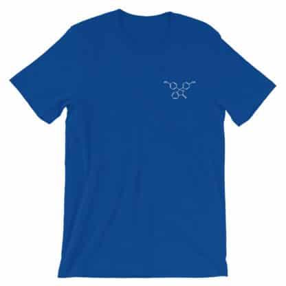 Phenolphthalein T-Shirt blue