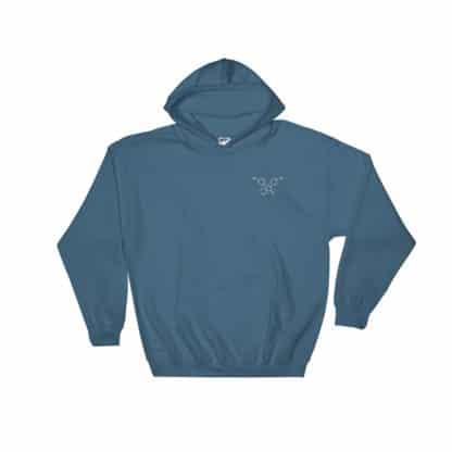 Phenolphthalein Hoodie blue
