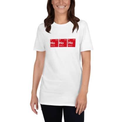 Ho Ho Ho T-Shirt Unisex Model