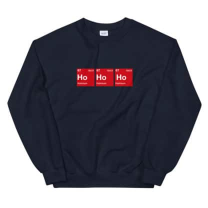 Ho Ho Ho Sweater Elements