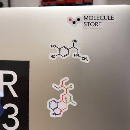 Molecule Store Molecule Sticker Pack