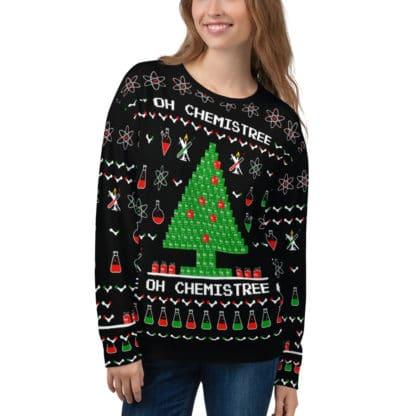 Chemistree sweater girl