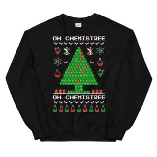 Chemistree sweater black