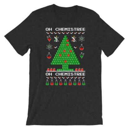 Chemistree t-shirt chemistry
