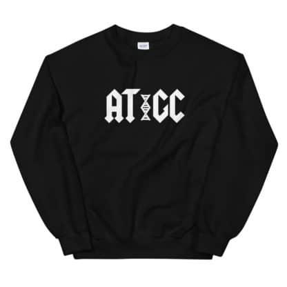 AC/DC DNA sweatshirt black
